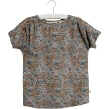 Wheat Dove Berries Printet T-shirt Rosanna