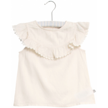 Wheat Ivory Blouse Benedikte