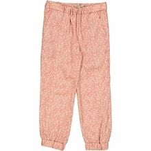 Wheat Rose Flowers Tinka Trousers