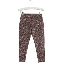Wheat Petroleum Flowers Abbie Trousers