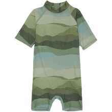 Soft Gallery AOP Landscape Rey UV SunSuit