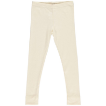 MarMar Modal Leggings Elastane Off White