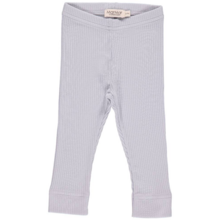 MarMar Modal Leggings Elastane Pale Blue