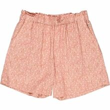 Wheat Rose Flowers Gaiara Shorts