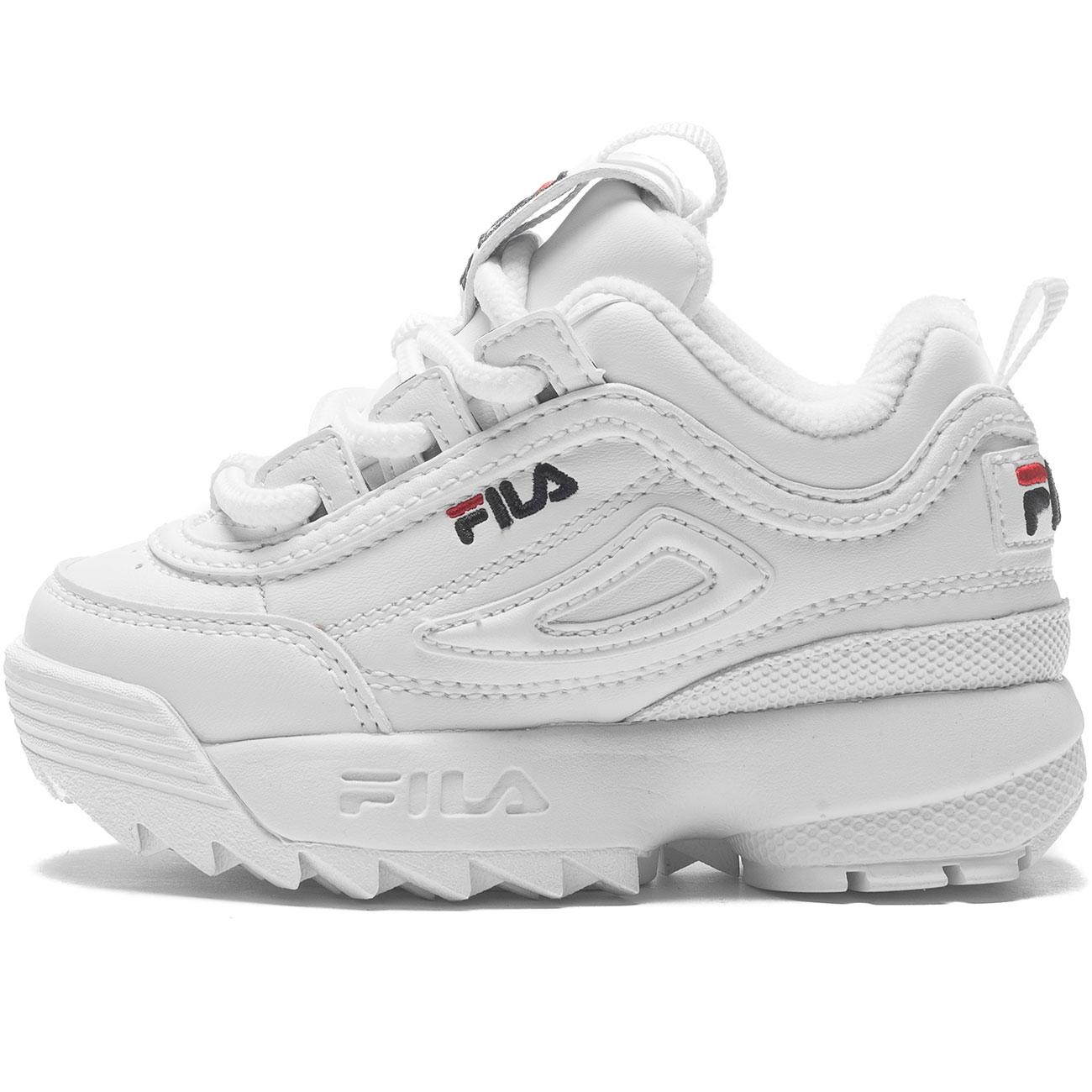 Fila Disruptor Sneakers White