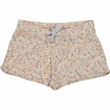 Wheat Dusty Dove Flowers Edda Shorts