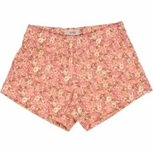 Wheat Rose Flowers Wilhelma Shorts
