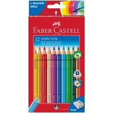 Faber Castell Jumbo Grip Thick Colour Pencils