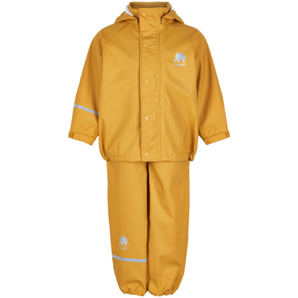 CeLaVi Rain Set Basic Mineral Yellow