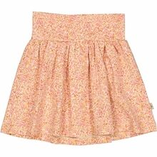 Wheat Moonlight Flowers Selma Skirt