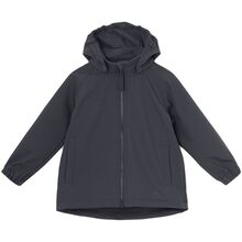 Mini A Ture Aden Softshell Jacket Blue Nights