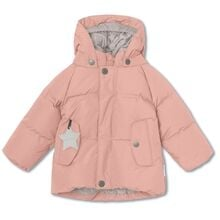 Mini A Ture Woody Winter Jacket Cameo Rose Brown