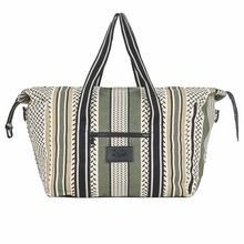 Lala Berlin Big Bag Muriel Olive/Warm Sand