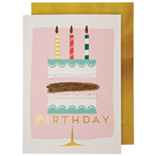 Meri Meri Birthday Candle Card