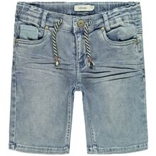 Lil'Atelier Light Blue Denim Shorts