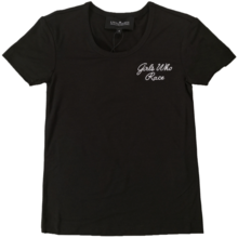 Little Remix Caitlyn Tee Racing Black