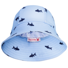Petit Crabe Blue Fish Hat