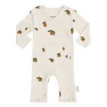 Konges Sløjd Lemon Onesie Newborn