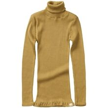 Minimalisma Bui Turtleneck Blouse Golden Leaf