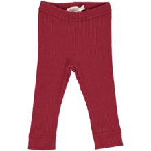 MarMar Modal Red Leggings
