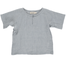 MarMar Moondust Blue Crincle Tomba Shirt