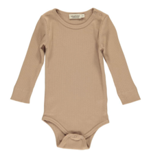 MarMar Modal Rose Brown Plain Body LS