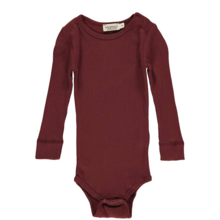 MarMar Modal Wine Plain Body LS