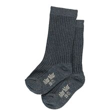 MarMar Oily Blue Lurex 3-pk Socks