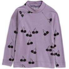 Mini Rodini Cherry Purple Tee LS