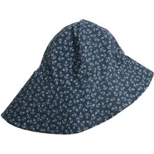 Wheat Indigo Anchor UV Sun Hat