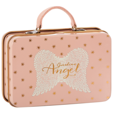 Maileg Metal Suitcase Rose