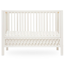 Cam Cam Harlequin Baby Bed Light Sand