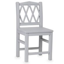 Cam Cam Harlequin Kids Chair Grey