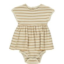 MarMar Modal Pumpkin Pie Stripes Dell Dress