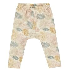 MarMar Feather Print Jersey Paxi Pants