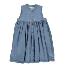 MarMar Mid Denim Blue Dana Dress