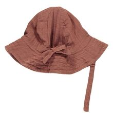 MarMar Dusty Brick Alba Baby Hat