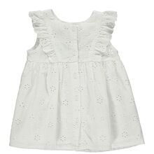 MarMar White Broderie Anglaise Deas Dress