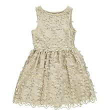 MarMar Rose Moon Ballerina Embroidery Dena Dress