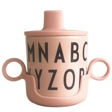 Design Letters ABC Nude Grow With Your Cup Melamine