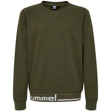 Hummel Deven Sweatshirt Olive Night