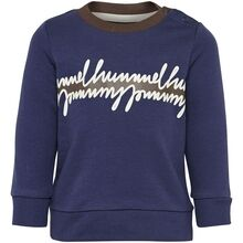Hummel Patriot Blue Jeppe Sweatshirt