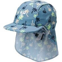 Hummel Beach UV Sun Hat Copen Blue