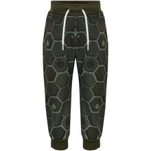 Hummel Deep Lichen Green Jemaine Pants