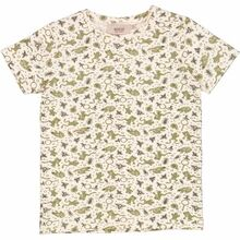 Wheat Eggshell Frogs Wagner SS T-Shirt