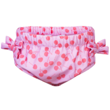 Petit Crabe Cherries Baby Swim Pants