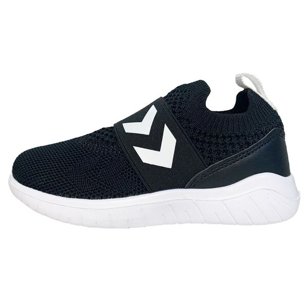 Hummel Knit Slip-on Recycle Sneakers Black