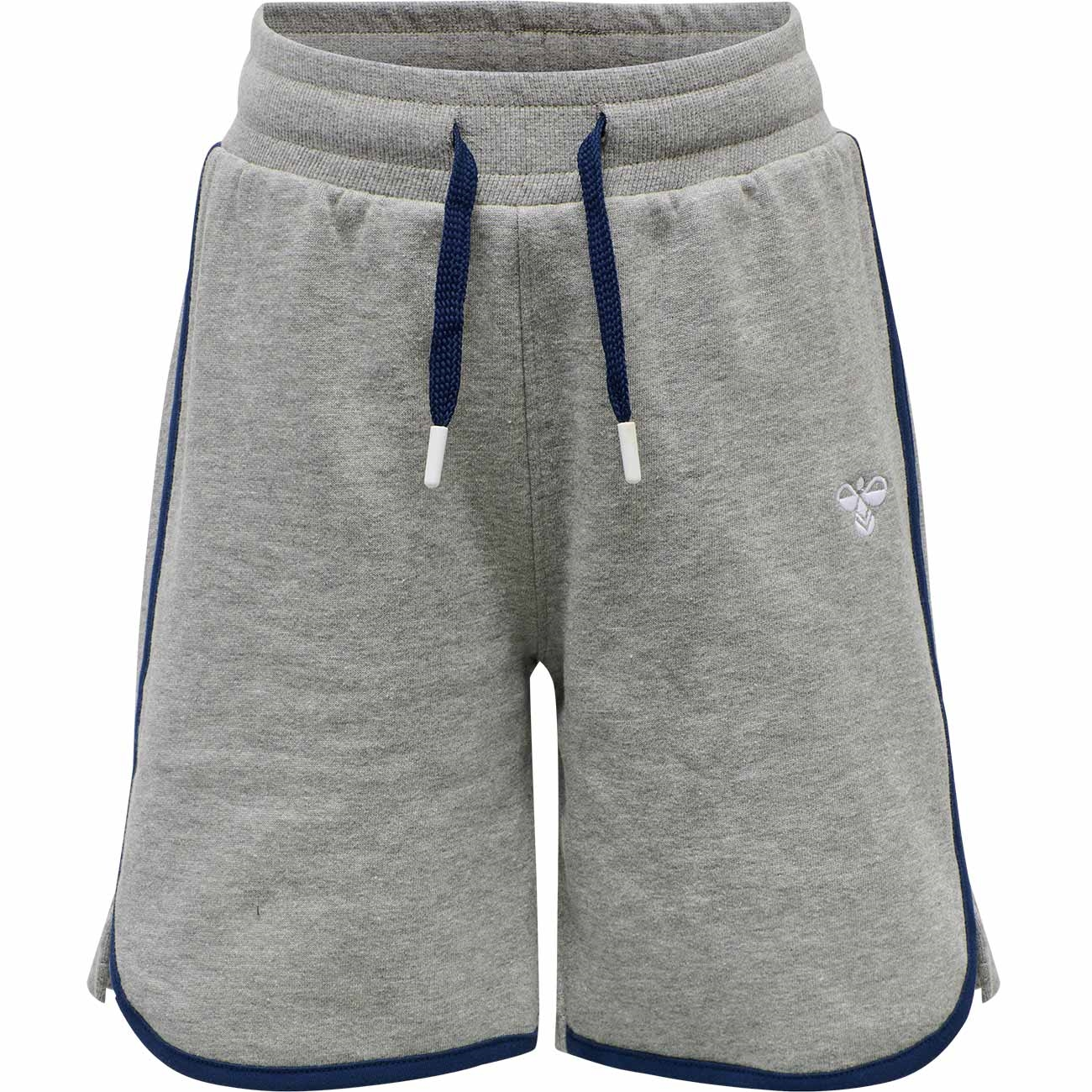Hummel Grey Melange Breaker Shorts