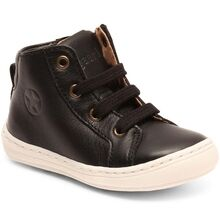 Bisgaard First Step Shoes Tage Black