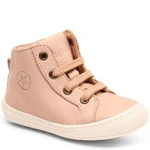 Bisgaard First Step Shoes Tage Nude